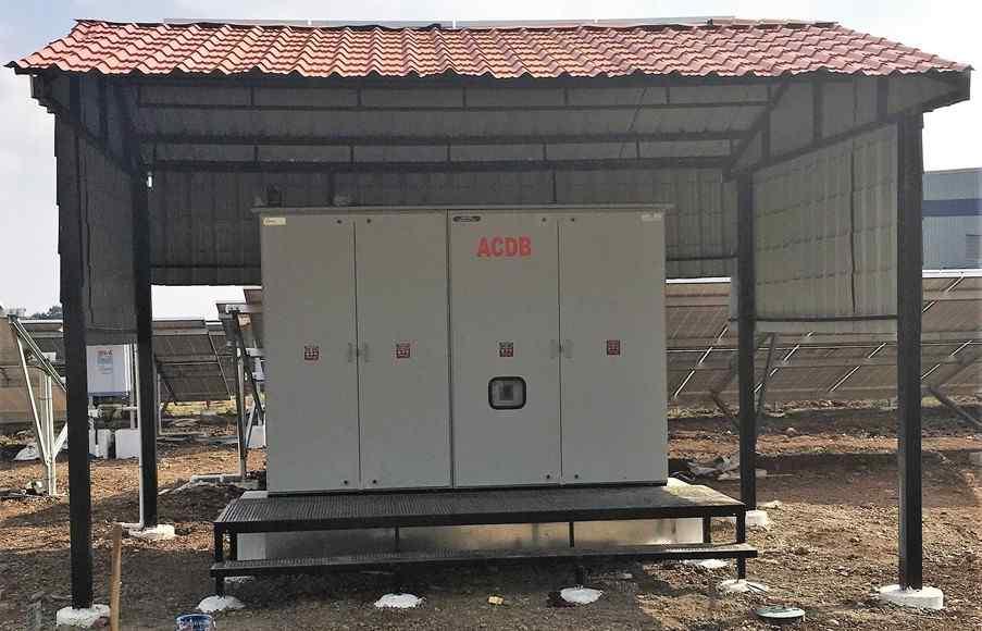 Solar Power Inverter- 1mw Grid Connectivity